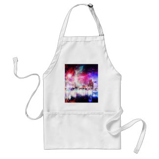 We are Love Orlando Adult Apron