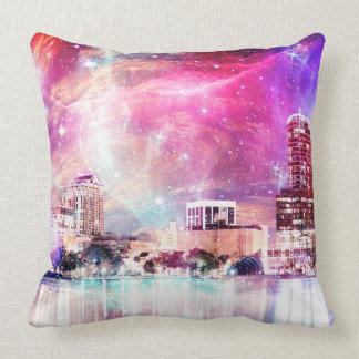 We are love Orlando Throw Pillow