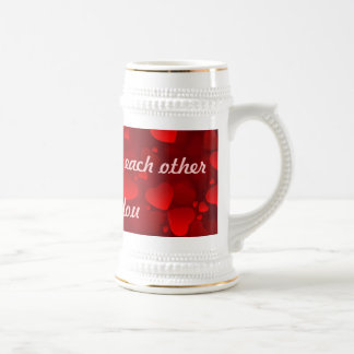 We are made for each other --Mug