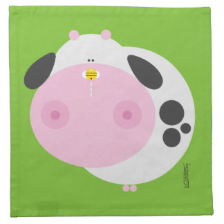 We are made so - Cows Napkins