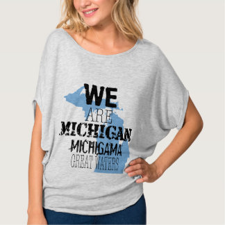 We Are Michigan Michigama Great Waters T-shirt