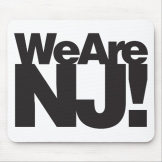 We Are New Jersey Mousepads