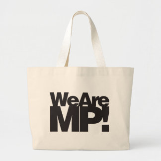 We Are Northern Mariana Islands Tote Bags