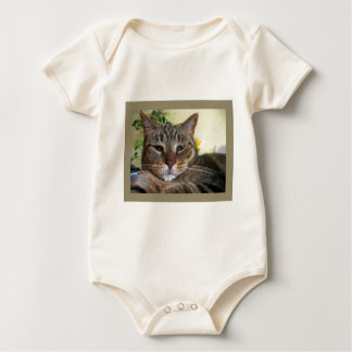 We Are Not Amused Baby Bodysuit