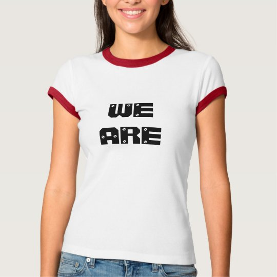 We are/Not Together T-Shirt