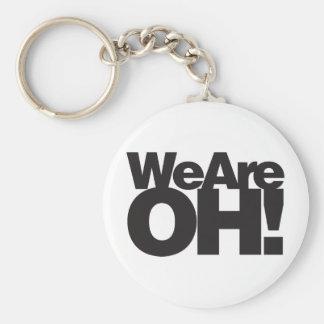 We Are Ohio Keychain