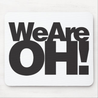 We Are Ohio Mouse Pads