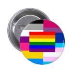 We are one! 2 inch round button