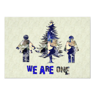 We Are One Card