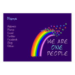 We Are One Large Business Cards (Pack Of 100)