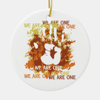 We Are One Ornament