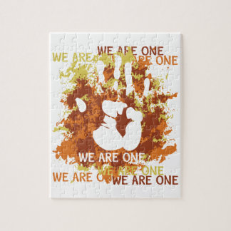 We Are One Puzzle