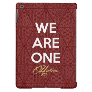 We Are One The Harem iPad Air Case