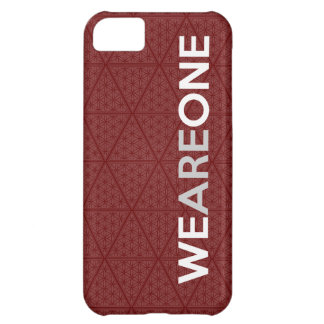 We Are One The Harem Symbol Pattern iPhone Case iPhone 5C Cover