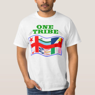 WE ARE ONE TRIBE ONE PROUD PEOPLE T-Shirt