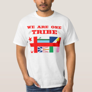 WE ARE ONE TRIBE T-Shirt