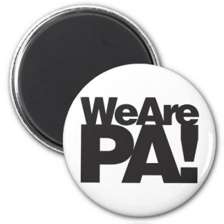We Are Pennsylvania Refrigerator Magnets