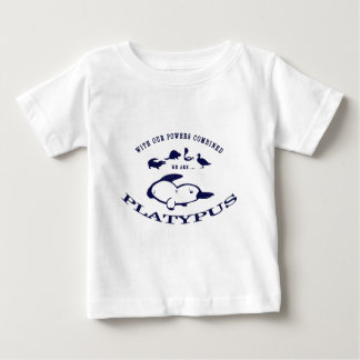 We are Platypus Baby T-Shirt