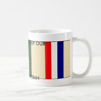 WE ARE PROUD OF OUR GULF WAR VETERAN COFFEE MUG
