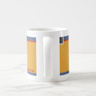 We Are Railfans yellow mug