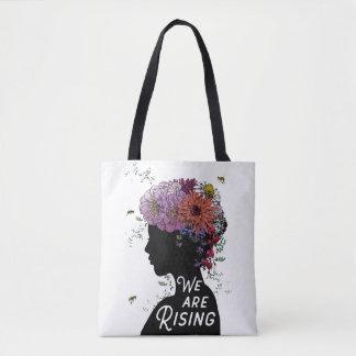 """We Are Rising"" - tote bag"