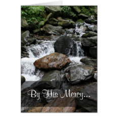 We Are Saved By His Grace Titus 3:4-7 Card at Zazzle