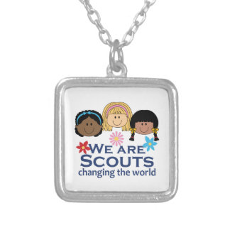 We Are Scouts Changing The World Jewelry