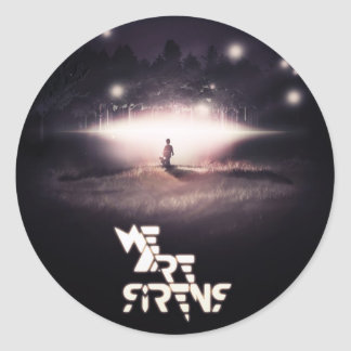 We Are Sirens Let It Go Stickers