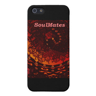 """""""We are SoulMates""""* Cover For iPhone SE/5/5s"""