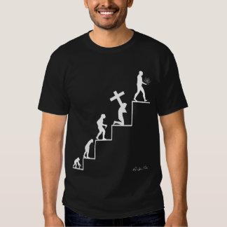 We Are Still Evolving (dark version) T-Shirt