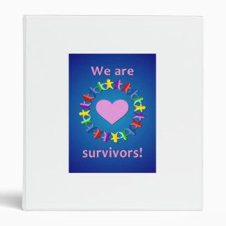 We are Survivors Binder