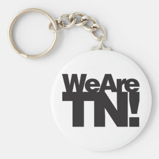 We Are Tennessee Keychain