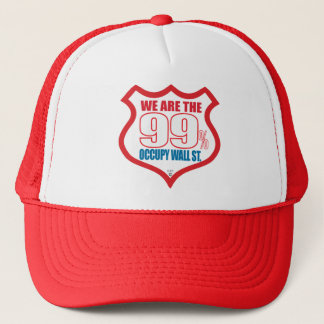 We Are The99%, Occupy Wall St. Trucker Hat