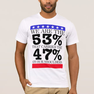 WE ARE THE 53% T-Shirt