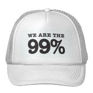 We are the 99% cap trucker hat