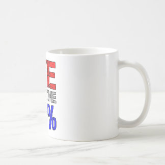We Are The 99% Coffee Mug