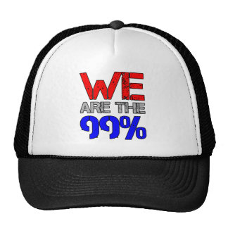 We Are The 99% Trucker Hat