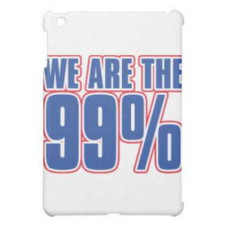 we are the 99% in the United States iPad Mini Covers