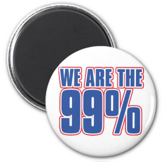 we are the 99% in the United States Magnet