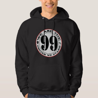 We Are The 99% United We Stand Hoodie