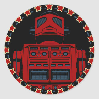 We Are The Future Classic Round Sticker