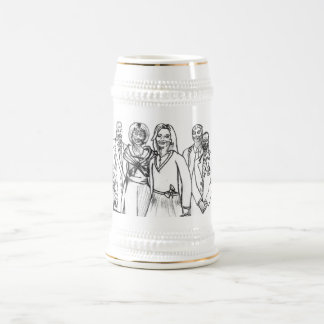 We Are The Mags! 18 Oz Beer Stein