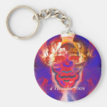 We are the people key chain