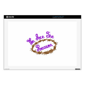 We Are The Reason Laptop Skins