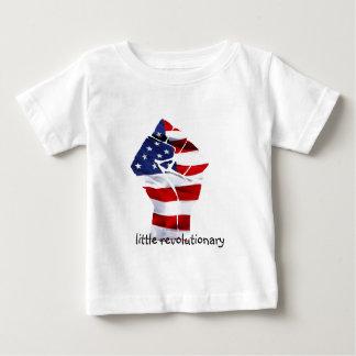 we are the revolutin white baby T-Shirt