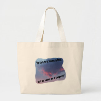 We Are To Be As Innocent as Doves Tote Bag