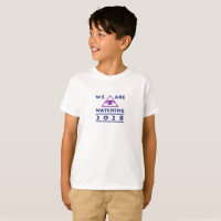 We Are Watching 2028 Kids Political T-shirt