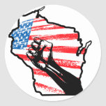 We are Wisconsin Stickers