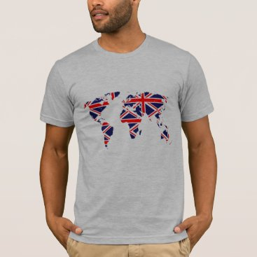 Beach Themed we are with you in soliarity Manchester, England T-Shirt