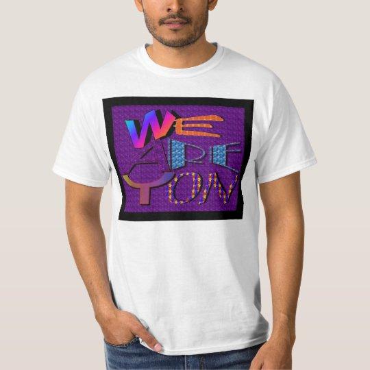 We Are Yon Way shirts